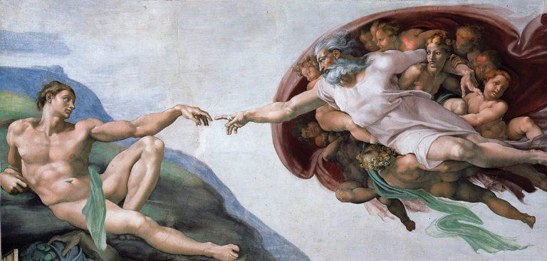 Сотворения Адама